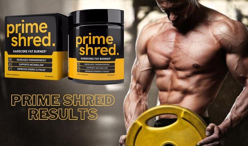 Prime Shred Results